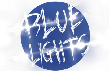 LOGO BLUE LIGHTS finale